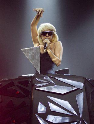 Lady GaGa jeszcze nie padła (FOTO)