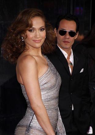 Lśniąca Jennifer Lopez w znakomitym humorze (FOTO)