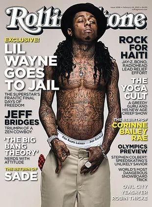 Czyje tatuaże ozdabia okładkę Rolling Stone? (FOTO)