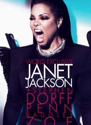 Janet Jackson w sesji dla Wonderland (FOTO)