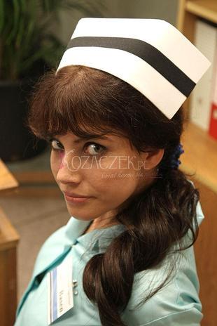 Weronika Rosati w (mało) seksownym kitelku (FOTO)