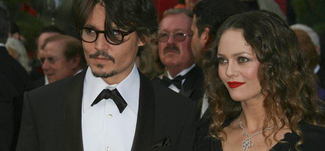 Vanessa Paradis nie chce, by Depp grał w erotycznej scenie