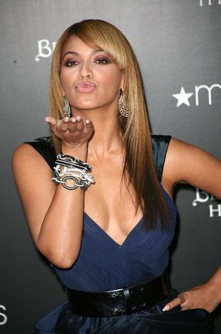 Beyonce na planie nowego  teledysku [VIDEO]