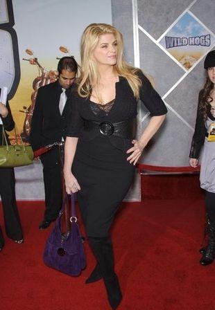 Kirstie Alley będzie walczyć z nadwagą w swoim reality show
