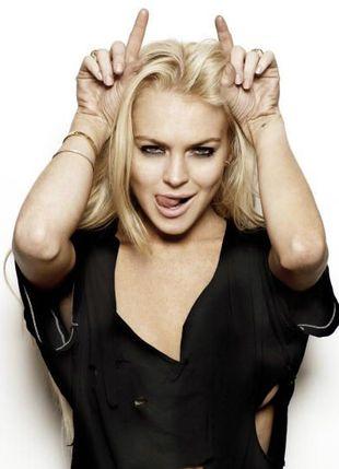 Lindsay Lohan przypisała sobie uratowanie 40 dzieci!