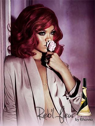 Nowe zdjęcia promujące perfumy Rihanny (FOTO)