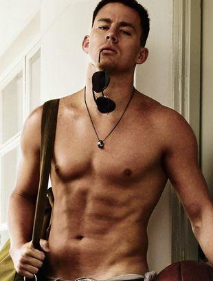 Channing Tatum był striptizerem, a teraz nakręci o tym film