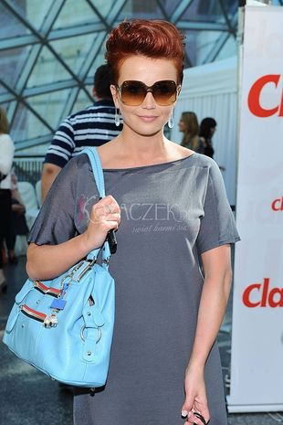 Kasia Zielińska zmieniła fryzurę (FOTO)