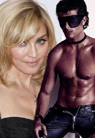 Madonna znów zabawia się z Jesusem