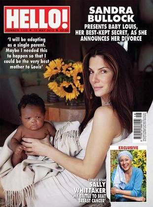 Sandra Bullock o swoim synu: To moje małe ciasteczko