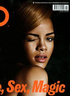 Rihanna dla magazynu i-D (FOTO)