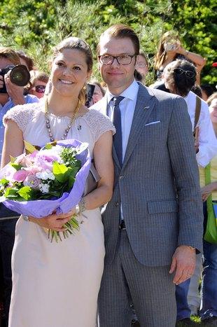 Szwedzka księżniczka Victoria jest w ciąży