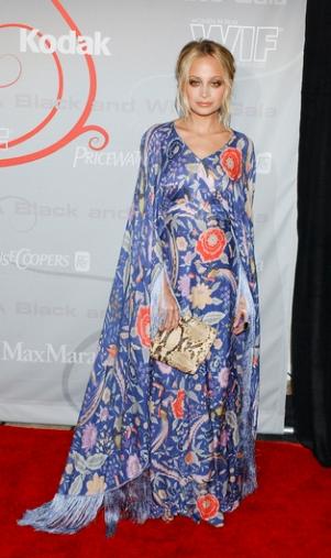 Nicole Richie o córeczce, Paris Hilton i fundacji