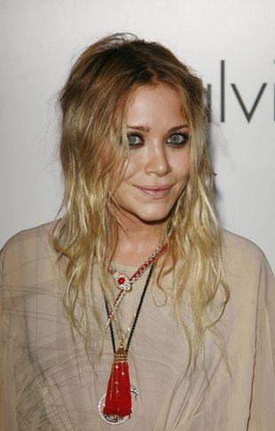 Mary - Kate Olsen jak babcia