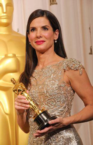 Sandra Bullock zwróci Złotą Malinę