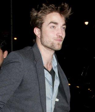 Robert Pattinson u Davida Lettermana (FOTO)