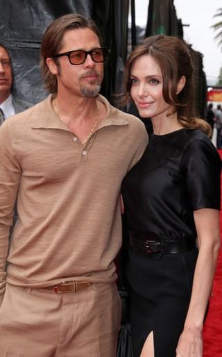 Angelina i Brad sprzedają dom w Malibu (FOTO)