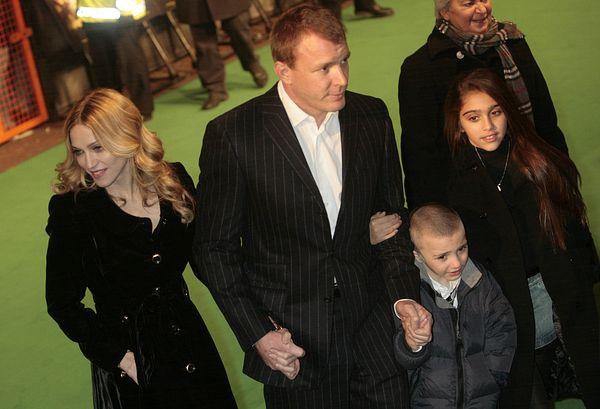 Córka Madonny w filmie