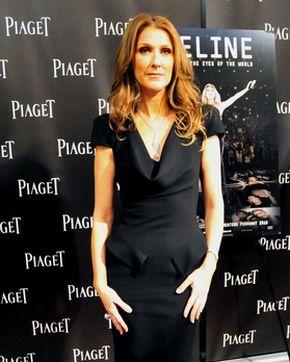 Celine Dion z mężem i synkiem (FOTO)