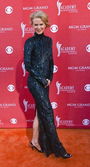 Dla Nicole Kidman waga to nie problem
