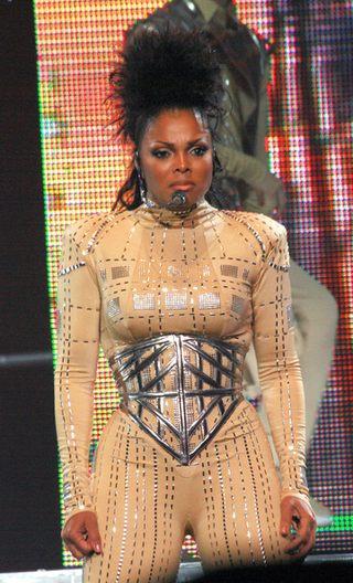Gruba(?) Janet Jackson (FOTO)