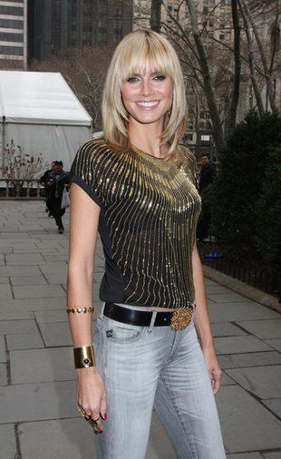 To już nie ta Heidi Klum... (FOTO)