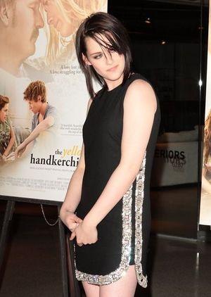 Kristen Stewart - Kobietą Roku według Elle