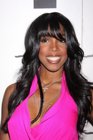 Kelly Rowland lubi swoje pełne kształty