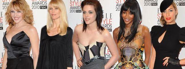 Elle Style Awards - czerwony dywan (FOTO)