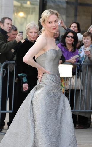 Renee Zellweger jak księżniczka (FOTO)