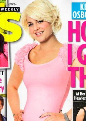Kelly Osbourne jest dumna, że udało jej się tyle schudnąć