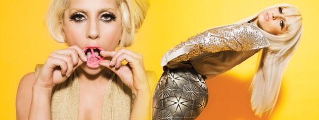 Lady Gaga była striptizerką!