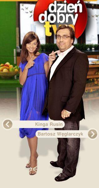 Bartosz Węglarczyk ma parcie na szkło