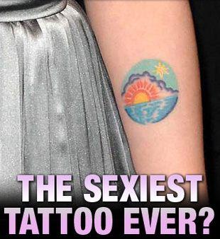 Czyj to tatuaż? (FOTO)