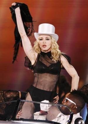 Madonnie seks jest nie potrzebny