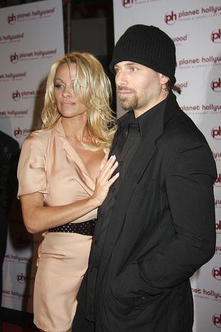 Pamela się rozwodzi
