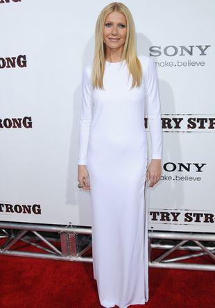 Gwyneth Paltrow niczym biała dama (FOTO)