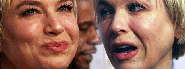 Renee Zellweger i jej permanentnie kwaśna minka (FOTO)