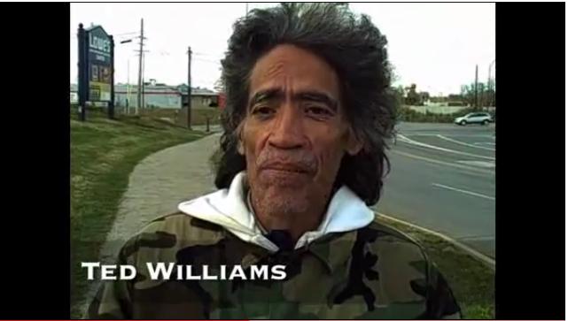 Bezdomny o radiowym głosie nagrał reklamę! (VIDEO)