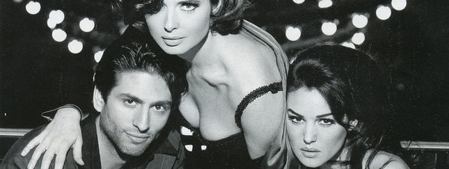 Monica Bellucci i Isabella Rossellini dla Dolce & Gabbana