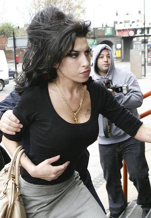 Winehouse ćpa w najlepsze