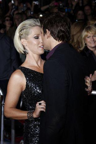 Jennie Garth i Peter Facinelli - to dopiero uczucie! (FOTO)