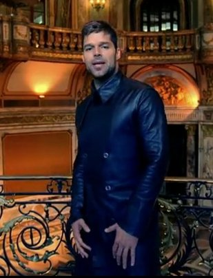 Nowy teledysk Ricky'ego Martina [VIDEO]