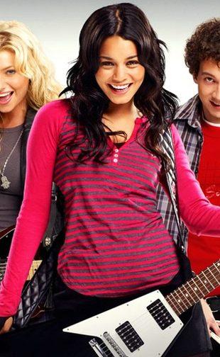 Vanessa Hudgens w nowym filmie – Bandslam