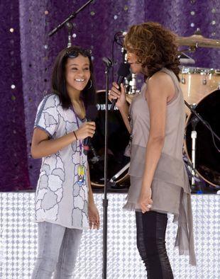 Whitney zaśpiewała specjalnie dla córki w dniu jej urodzin