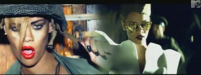 Rihanna - Hard - nowy teledysk! (VIDEO)