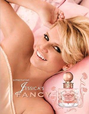 Jessica Simpson i jej nowe perfumy