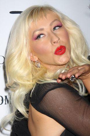 Christina Aguilera - diva z piekła rodem