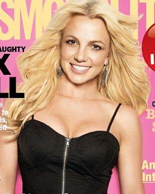 Ostro wygładzona Britney Spears (FOTO)