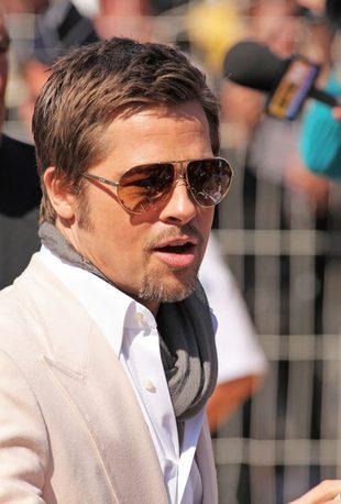 Brad Pitt: Jestem zakochany